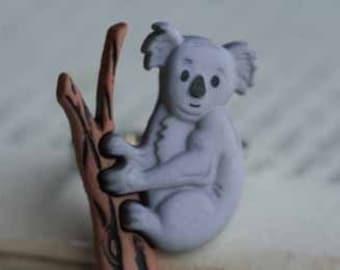Branching Out Koko The Koala Ring
