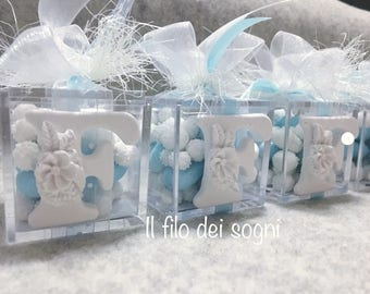 box with scented letter