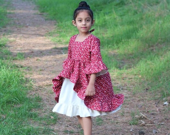 MCM Studio Designs Tilly Dress PDF Sewing Pattern