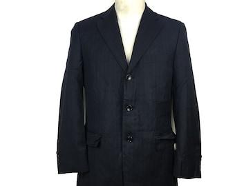 LANIFICIO F.ILLI CERRUTI Dal 1881 Blazer Formal Coat Italy Luxury Designer Sz 50A