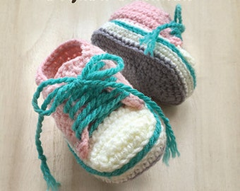 Crochet Toddler Pattern Stylish Toddler Sneakers Crochet Patterns Toddler Shoes Crochet Booties Crochet Pattern Baby Sneakers Baby Shoes
