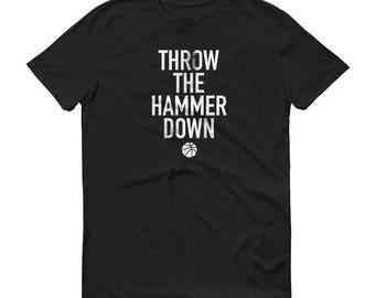 Throw The Hammer Down / Short-Sleeve T-Shirt