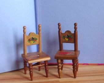 Dollhouse  Chair  Lot