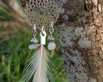 TEHILA SIOUX love earrings