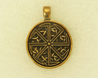 Amulet Pendant Kolovrat