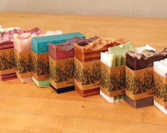 Homemade Soap - 10-Bar Special