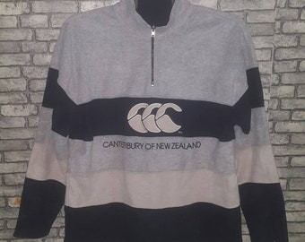 Canterbury big logo jacket/rugby