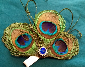 Feather Headpieces