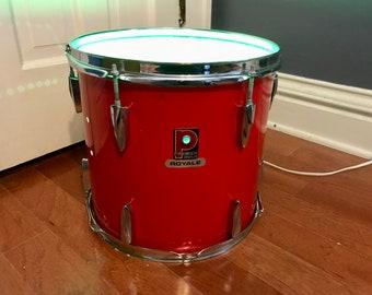 Drum light table