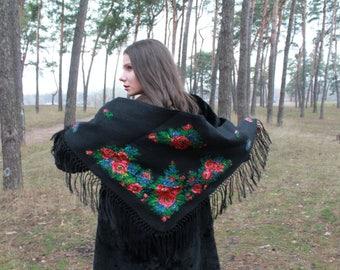 Felted scarf Katrusia