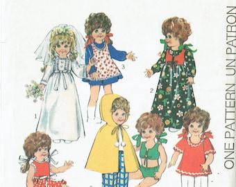 "Style 4393 – Wardrobe for 16"" (41cm) Doll"