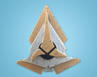 Star Trek Klingon COMMUNICATOR  Resin Prop Pin