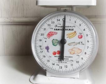 Farmhouse Kitchen Scale, American Family Scale, Modern Farmhouse Kitchen