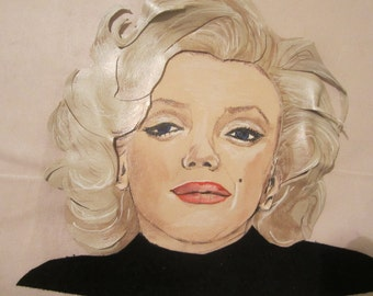 Marilyn Monroe in Leather! also in 3D
