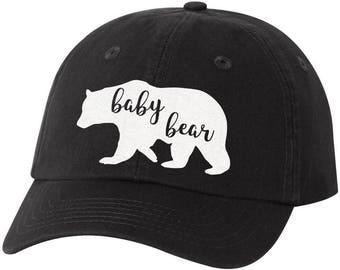 Baby Bear Youth Baseball Hat | Kids | Children | Baby