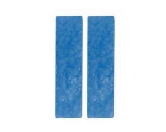 2 loaves Oyumaru blue clay oyumaru