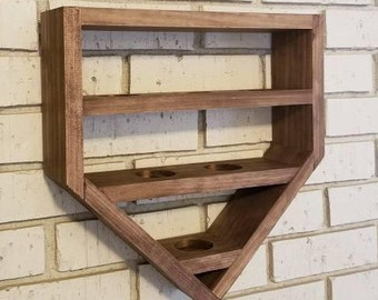 Baseball Display Shelf