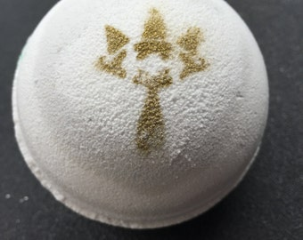 Song of Storms Inspired Bath Bomb WITH Charm Inside!