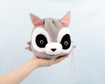Raccoon-Bag Child Bag