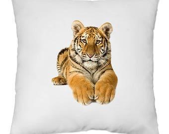 Cover cushion 40 x 40 cm - Tiger - Yonacrea