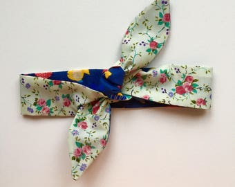Baby/ Toddler Headband Reversible