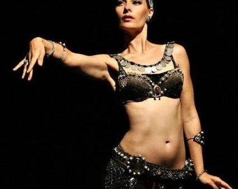 Online Course: The Art of Tribal belly Dance vol 1&2 (includes download)