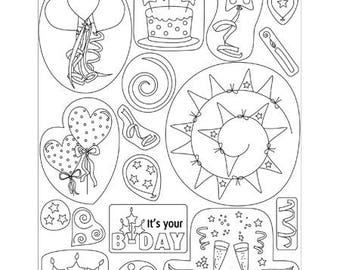 Anniversaire_PG41910 clear stamps