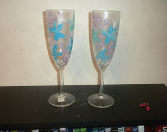 Champagne Flutes W17