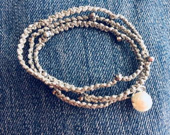 Silver Bracelet-Anklet-necklace