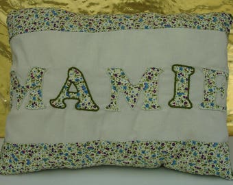 Grandma pillow mother hand made grannies