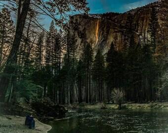 Firefall (Yosemite National Park)