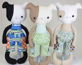 SALE Maxwell PDF Doll Pattern