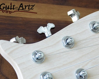 Set of 6 Eagle guitar tuning peg