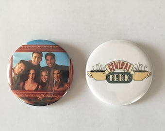 Friends Pinback Buttons