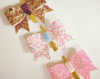 Set of three barrettes girl!