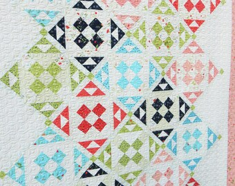 Pink Lemonade Quilt Pattern (PDF)