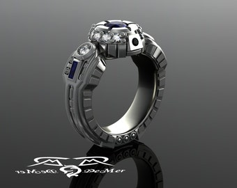 brilliance ring rings durable black on images bands wedding men mens s fiber best cobalt gemstone in carbon male pinterest