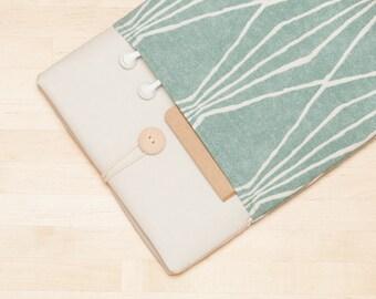 iPad 12.9 sleeve, iPad Pro 12.9 case, 12.9 inch iPad Pro case,  iPad Pro cover -  Rain