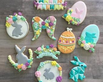 Set of eastern sugar cookie