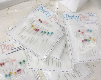 Pretty Pins...for your shabby studio