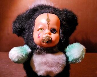 steampunk hannibal puppet