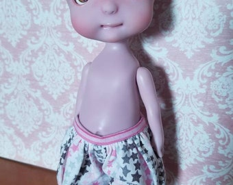 Tiny BJD Cerise Bloomers by Tickled Pink by Julie