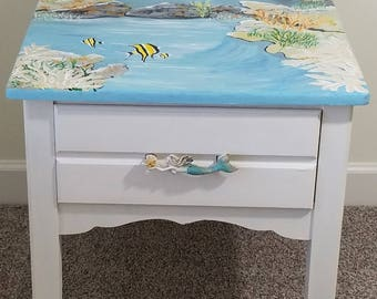 pinterest furniture and mermaid clever pin love it crafts paint