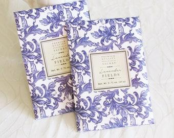 Lavender Fields Pouch Sachet