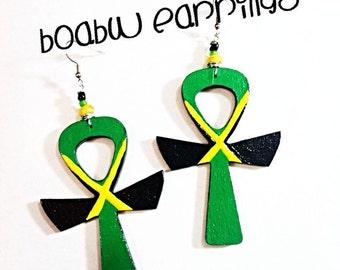 Jamaican Life Earrings