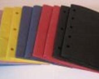 20 Colored Paper bag Scrapbook Albums