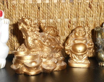Lot of Feng Shui Used Items
