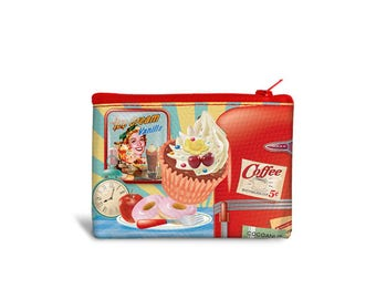Cup Cake Coin Bags - Recyclable