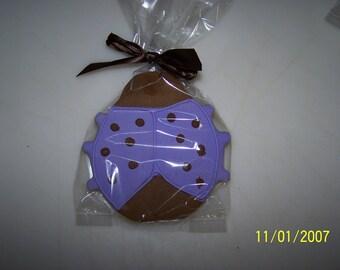 Ladybug Cookie Favors