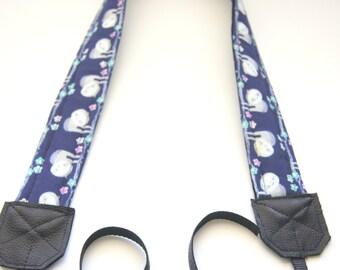 Sloth Camera Strap/DSLR Camera Strap/Camera Accessory/Photographer Gift/Travel Gear